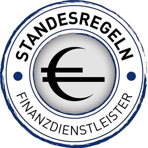 Gütesiegel Standesregeln Finanzdienstleister